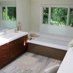 New White Bathroom