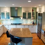 custom designed kitchen