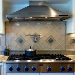 Modern Kitchen Stove