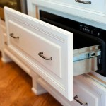 Custom Drawers in Kitchen