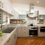Kitchen Interior - White