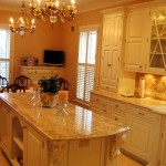 New White Kitchen in VA Home