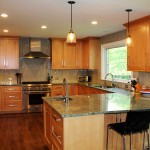 Traditional Kitchen Design in VA Home