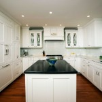 Kitchen Black Granite Countertops
