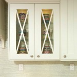 White Kitchen Storage Cabinets